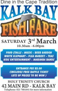Kalk Bay Fish Fare