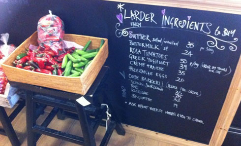Larder Cafe Food Market @ The Larder Cafe | Cape Town | Western Cape | South Africa