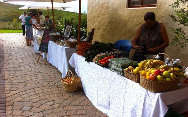 Asara Harvest Market