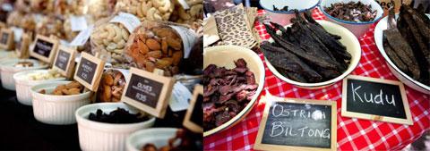 Earth Fair Market produce