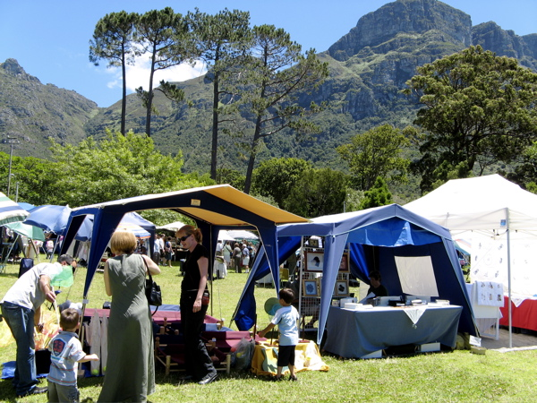 Kirstenbosch Craft Market @ Kirstenbosch Stone Cottages | Cape Town | Western Cape | South Africa