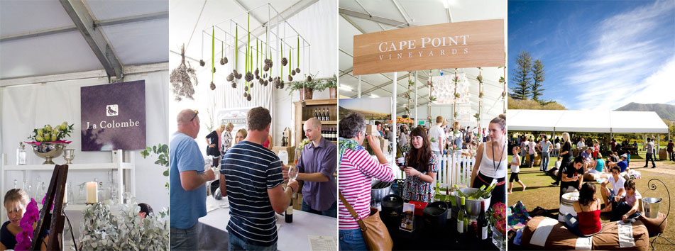 Constantia Food & Wine Festival 2013: festive and full of fun