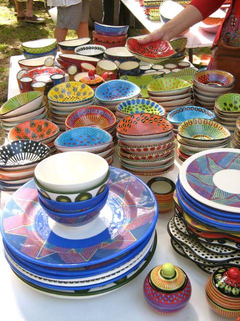 Rondebosch Potters' Market (November 2013)